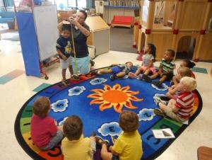 Campus Child Care Center Celebrates 40th Anniversary Saturday