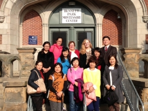 Teachers from China Visit Buffalo Schools