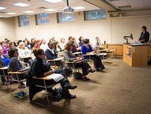 Lecture Series Crosses Disciplines