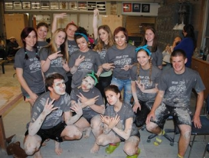 Three High Schools Participating in 19th annual Clay Olympics
