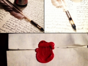 English Graduate Students Revisit the Lost Art of Correspondence