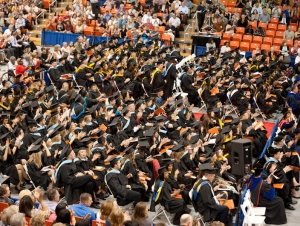 Commencement 2014: Buffalo State to Confer Two SUNY Honorary Doctorates
