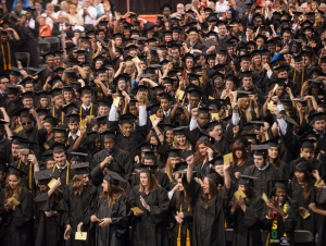 Commencement 2014: May 17