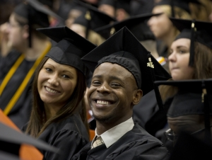 Commencement 2012: May 12