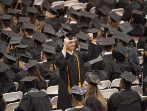 Buffalo State Honors Alumni at Commencement