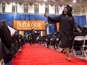 Buffalo State College Foundation Surpasses $50 Million in Assets