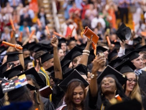 Video Spotlight: Commencement 2015 Revisited