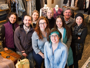 Professor, Student Seek Solutions to Sustainability in Fashion