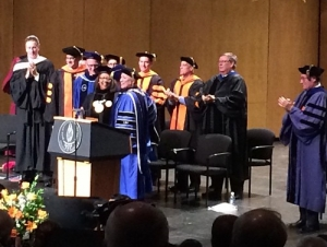 Conway-Turner Formally Installed as Buffalo State's Ninth President