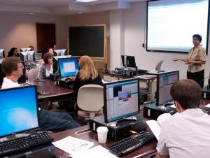 CIS Department Brings High School Teachers to Campus