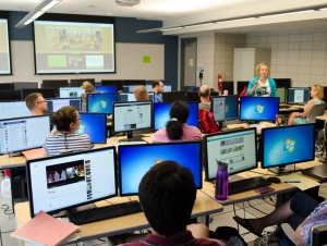 CIS Uses Google Grant to Offer Free Workshop for Area Teachers