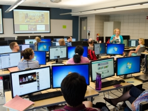 CIS Hosts Free Computer Science Workshop for Area Secondary Teachers