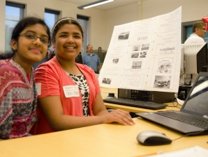 WNY STEM Reprises Summer Learning Experience for Girls Coding Project