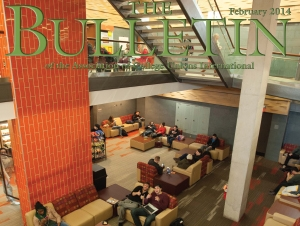 Campbell Student Union Appears on Cover of Trade Publication