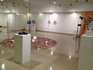 Design Faculty Work on Display in Czurles-Nelson Gallery