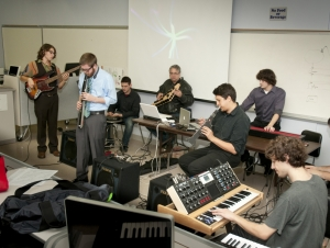 Digital Music Ensemble Debuts April 18