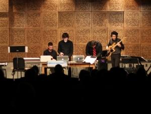 Digital Music Ensemble, Dancers Perform at Cornell University