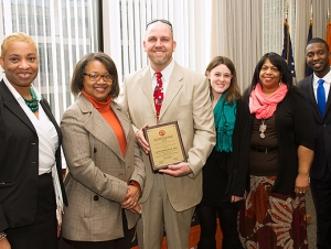 Faculty, Students, Programs Recognized for Promotion of Diversity