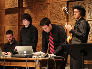 Digital Music Ensemble Part of Growing Minor