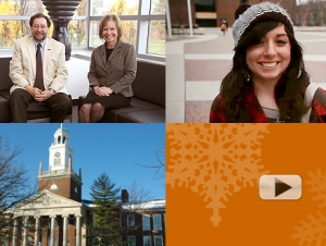 Buffalo State Releases 2012 Holiday Video