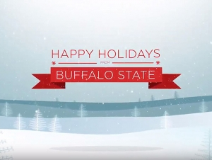 Buffalo State Releases 2018 Holiday Video