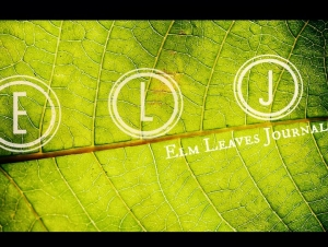 'Elm Leaves Journal' Celebrates New Edition