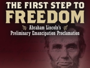The First Step to Freedom