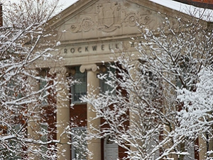 November 19: All Classes and Events Canceled Due to Inclement Weather