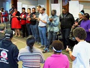 Open Buffalo Holds Emerging Leaders Graduation at Buffalo State