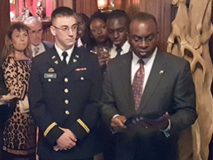 Fundraising Event Celebrates EOP Scholarship, Veterans