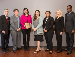 Faculty, Staff, Students, and Programs Recognized for Promotion of Diversity