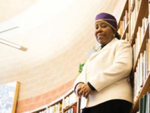 Alumni Profile: Eva M. Doyle, '75, '82