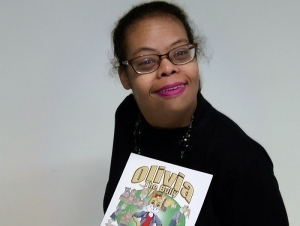 Author with Down Syndrome to Speak About Writing Journey