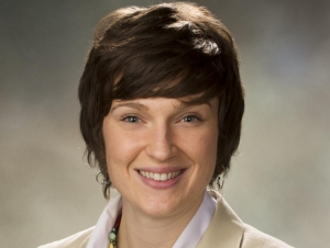 Alumni Profile: Eve Everette, '09