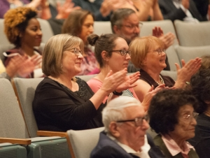 Faculty and Staff Recognition Ceremony: October 4