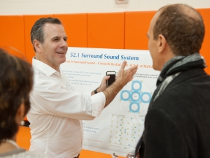 Innovation Plentiful at Research and Creativity Fall Forum