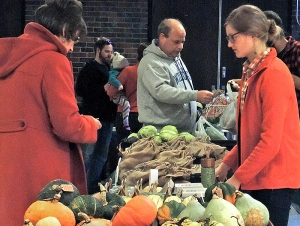Winter Farmers Market Returns to Buffalo State