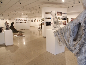 Fine Arts Student Exhibition: Reception and Awards Ceremony, April 19