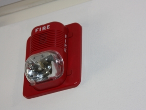 Fire Safety Training Drill on Campus: Tuesday, August 14