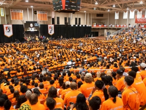 Campus Celebrates First-Year Convocation, August 26