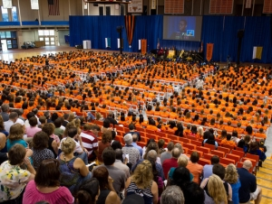 Join Campus for First-Year Convocation, August 21
