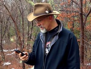 Friesen Shares Expansive Travel History, Journals in Talk