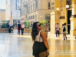 Business Major Discovers World of Experience in Italy Internship