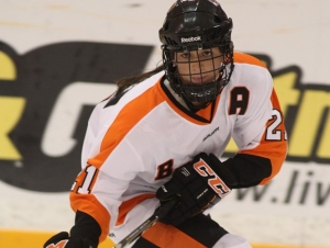 In the News: Erin Gehen Makes Bengals History