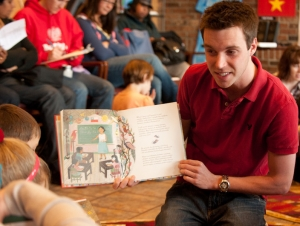 Western New York Foundation Enables Expansion of Global Book Hour