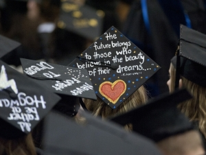 Graduating Seniors Offer Advice to New Students