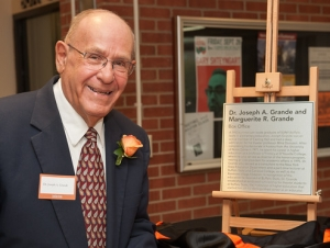 Donor's Gift Connects to Theater Experiences at Buffalo State