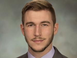 Commencement Profile: Nicholas W. Gray