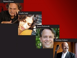 Great Lakes Guitar Society Festival and Competition: September 12-14