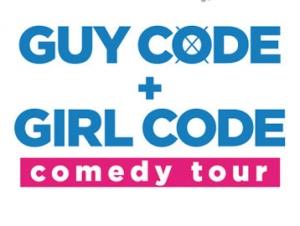 Guy Code + Girl Code Comedy Tour